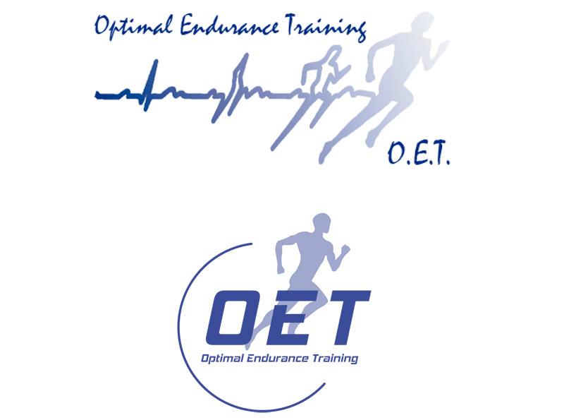 Comparación de logotipos OET