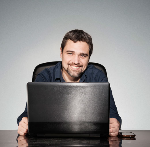 Eduardo Suárez, diseñador web freelance en Las Palmas
