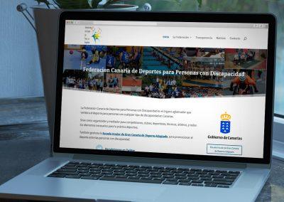 Federación Canaria de Deportes para Personas con Discapacidad