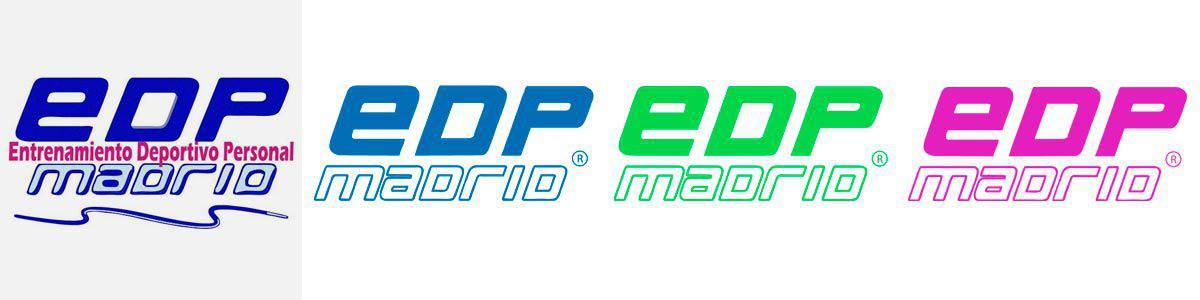 Rediseño del logotipo de EDPmadrid