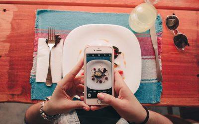 9 formas de aprovechar las redes sociales en restaurantes