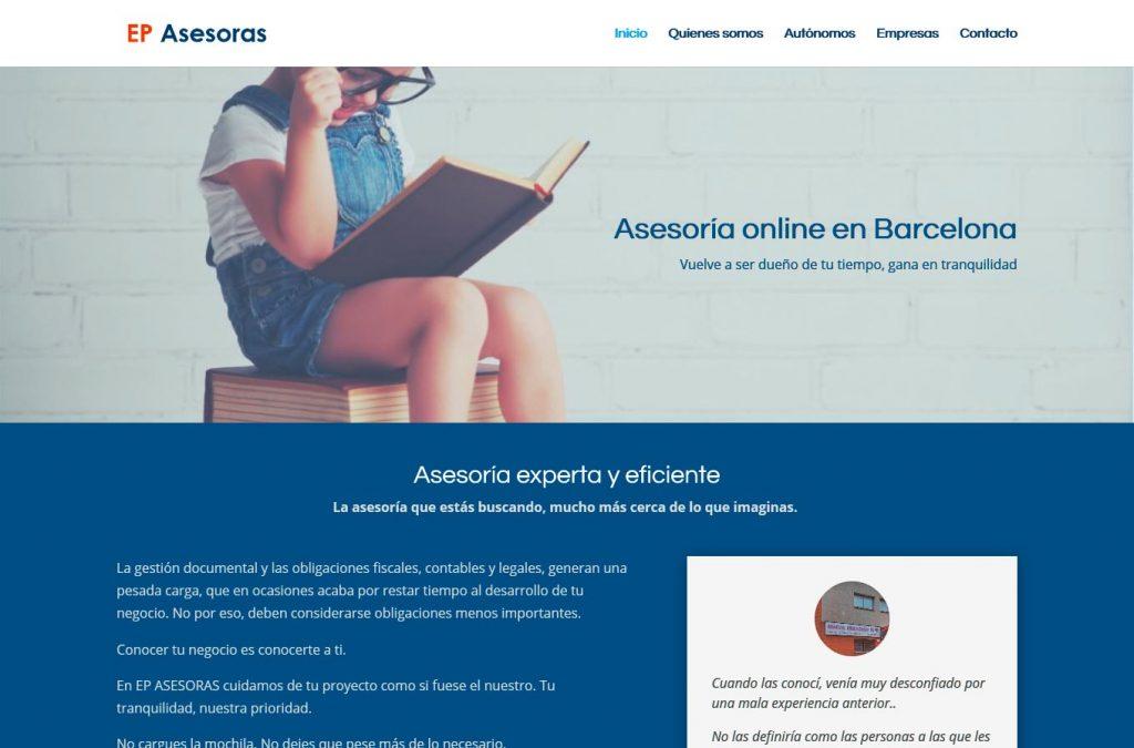 EP Asesoras, asesoría online