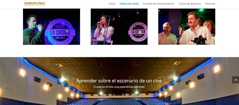 Escuela de Canto e Interpretación Stars
