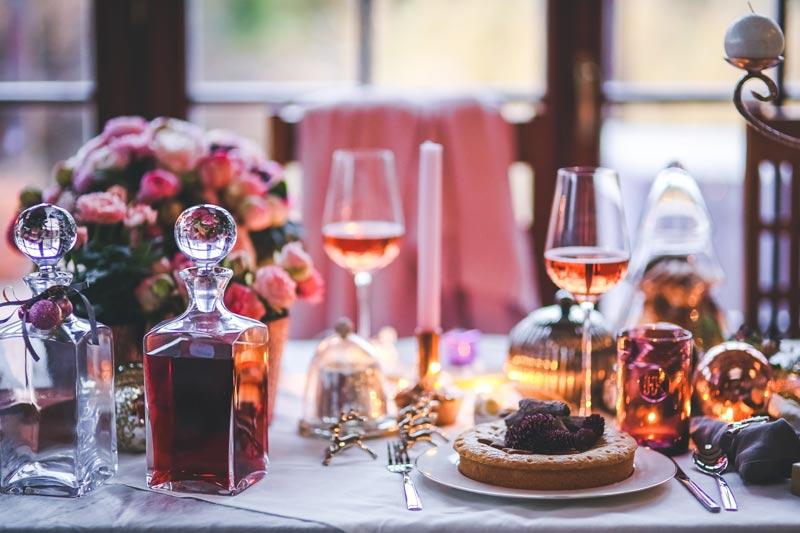 cenas de navidad en restaurantes