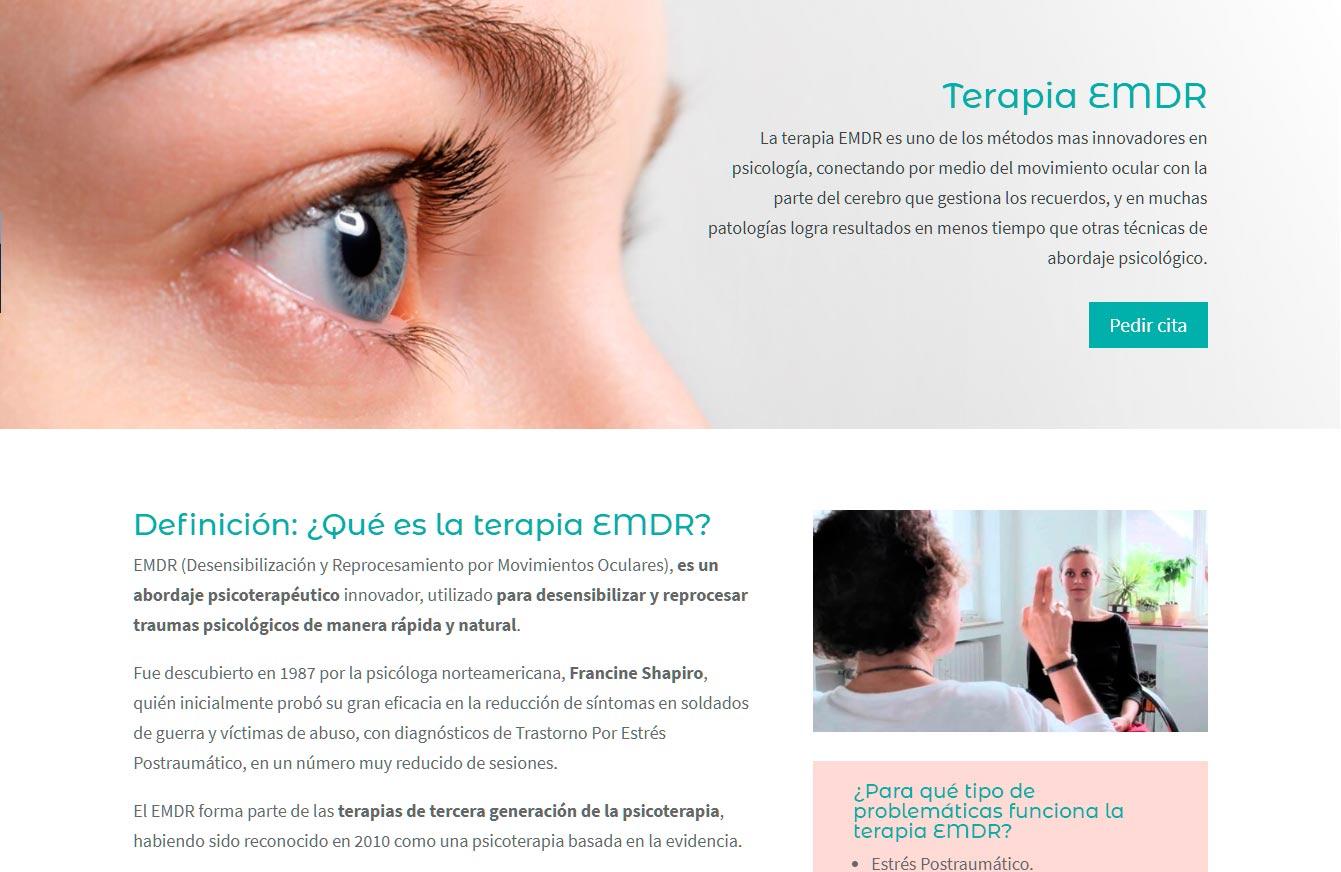 Terapias EMDR, Noelia Mata psicología